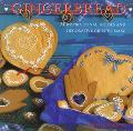 Gingerbread: 24 Inspirational Houses and Decorative Gifts to Make - Joanna Farrow - Hardcover