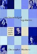 Unacknowledged Legislation Writers in the Public Sphere
