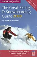 Great Skiing and Snowboarding Guide 2008