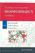 Proceedings of the 5th Asia-Pacific Bioinformatics Conference Hong Kong 15 - 17 January 2007