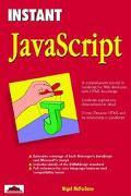 Instant Javascript