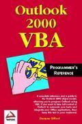 Outlook 2000 VBA Programmer's Reference - Dwayne Gifford - Paperback