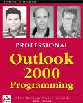 Professional Outlook 2000 Programming