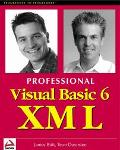 Professional Visual Basic 6 XML - James Britt - Paperback