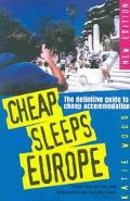 Cheap Sleeps Europe The Definitive Guide to Cheap Accomodation