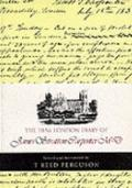 1836 London Diary of James Staiton Carpenter MD