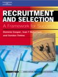 Recruitment and Selection A Framework for Success