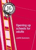 Lifelines 16: Opening up Schools for Adults