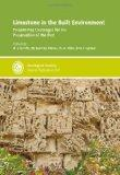 Limestone in the Built Environment: Present-Day Challenges for the Preservation of the Past ...
