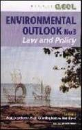 Environmental Outlook: Law and Policy - Paul Leadbeter - Paperback
