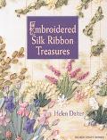Embroidered Silk Ribbon Treasures
