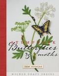 Stumpwork Embroidery, Moths and Butterflies