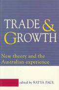 Trade and Growth New Theory and the Australian Experience
