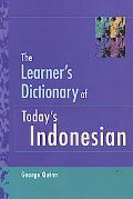 Lerner's Dictionary of Today's Indonesian