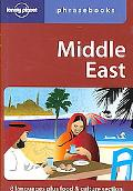 Lonely Planet Middle East Phrasebook