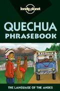 Lonely Planet Quechua Phrasebook