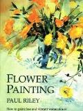 Flower Painting How to Paint Free and Vibrant Watercolours
