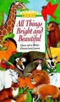 All Things Bright and Beautiful Carousel Book
