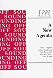 A New Agenda (Sounding Off)