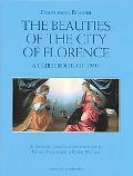 Francesco Bocchi's the Beauties of the City of Florence A Guidebook of 1591