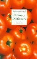 International Culinary Dictionary