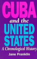 Cuba and the United States A Chronological History