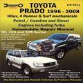 Toyota Prado, 1996-2004 Automobile Repair Manual