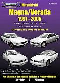 Mitsubishi Magna/Dimante 1991 To 2005: Automobile Repair Manual
