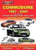 Commodore 1997-2004 Vt, Vx, Vy All Sedans, Statesman, Station Wagon, Utility Automobile Repa...