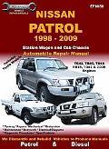 Nissan Patrol 1998 to 2009 Vehicle Repair Manual