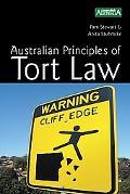 Australian Principles of Tort Law
