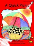 A Quick Picnic: Level 1: Early (Red Rocket Readers: Fiction Set A)