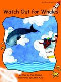 Watch Out for Whales: Level 1: Fluency (Red Rocket Readers: Fiction Set A)