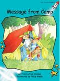 Message from Camp: Level 2: Fluency (Red Rocket Readers: Fiction Set A)