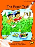 The Paper Trail: Level 1: Fluency (Red Rocket Readers: Fiction Set A)
