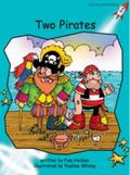 Two Pirates: Level 2: Fluency (Red Rocket Readers: Fiction Set A)