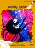 Sneaky Spider: Level 4: Fluency (Red Rocket Readers: Fiction Set A)