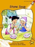 Stone Soup: Level 4: Fluency (Red Rocket Readers: Fiction Set A)