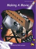 Making a Movie: Level 3: Fluency (Red Rocket Readers: Non-fiction Set B)