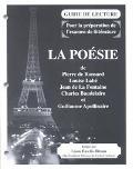 LA Poesie: Guide De Lecture : Pour LA Preparation De L'Examen De Litterature (French Edition)