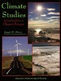 Climate Studies: Introduction to Climate Science