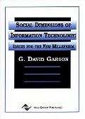 Social Dimensions of Information Technology Issues for the New Millenium