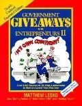 Government Giveaways for Entrepreneurs - Matthew Lesko - Paperback - REVISED