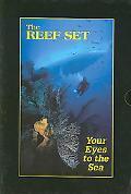 Reef Set Reef Fish, Reef Creature and Reef Coral