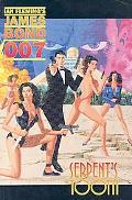 James Bond 007 Serpent's Tooth