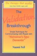 Validation Breakthrough Simple Techniques for Communicating With People With