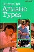 Careers for Artistic Types - Andrew Kaplan - Library Binding