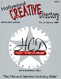 Hollywood Creative Directory, Vol. 31