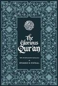 Glorious Qur'an (Book Opens Left to Right)