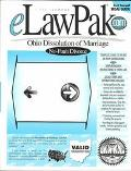 Ohio Dissolution of Marriage